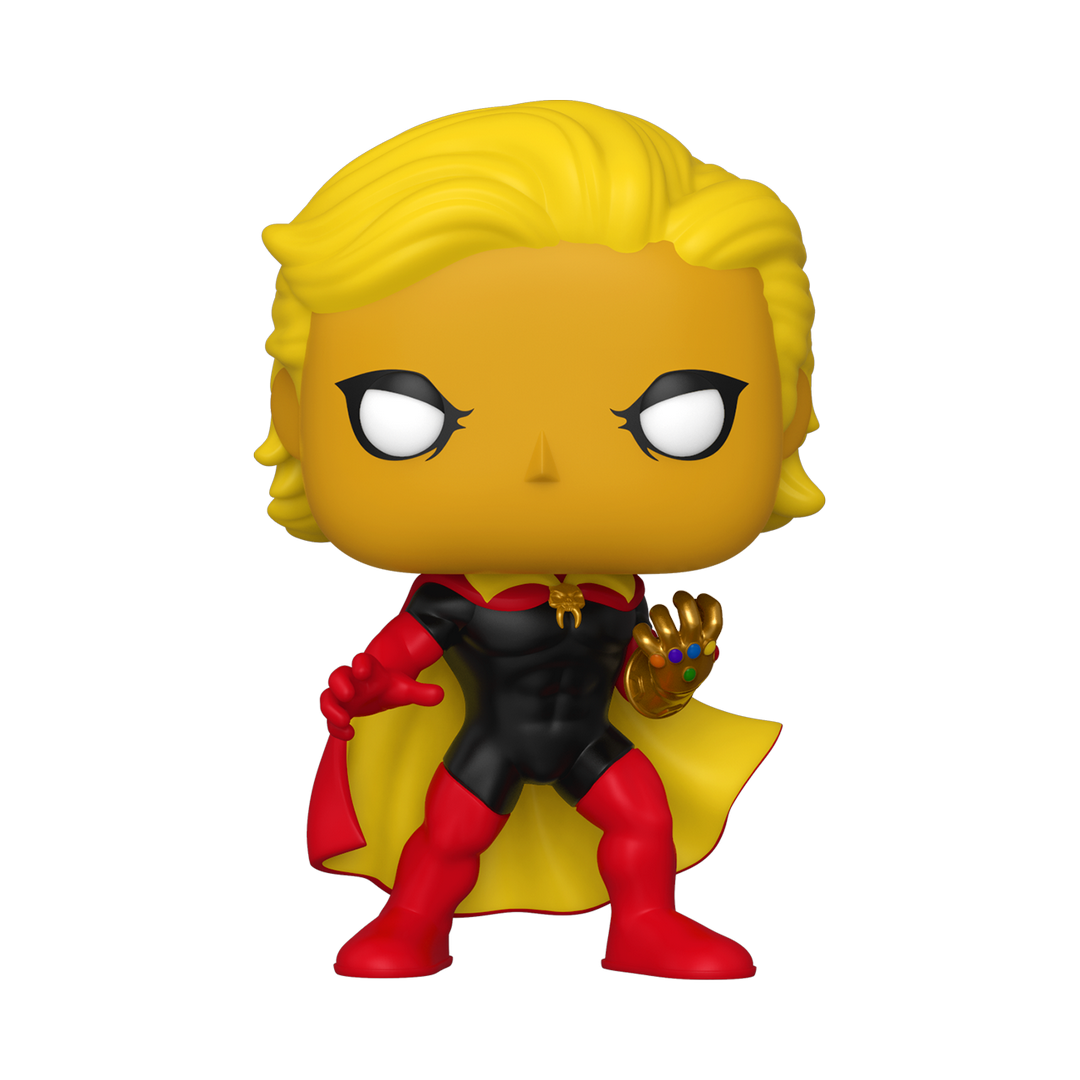 FIGURA POP MARVEL: MARVEL 80TH - ADAM WARLOCK