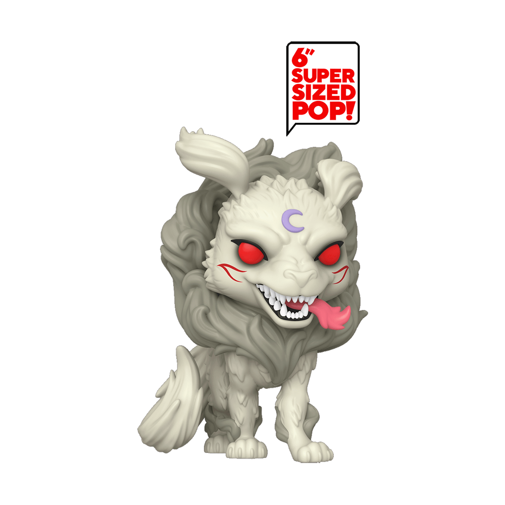 FIGURA POP ANIMATION: INUYASHA- SESSHOMARU AS DEMON DOG OVERSIZED