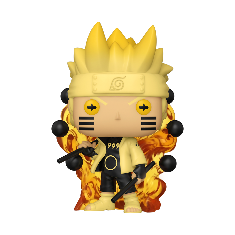 FIGURA POP ANIMATION: NARUTO -NARUTO SIX PATH SAGE