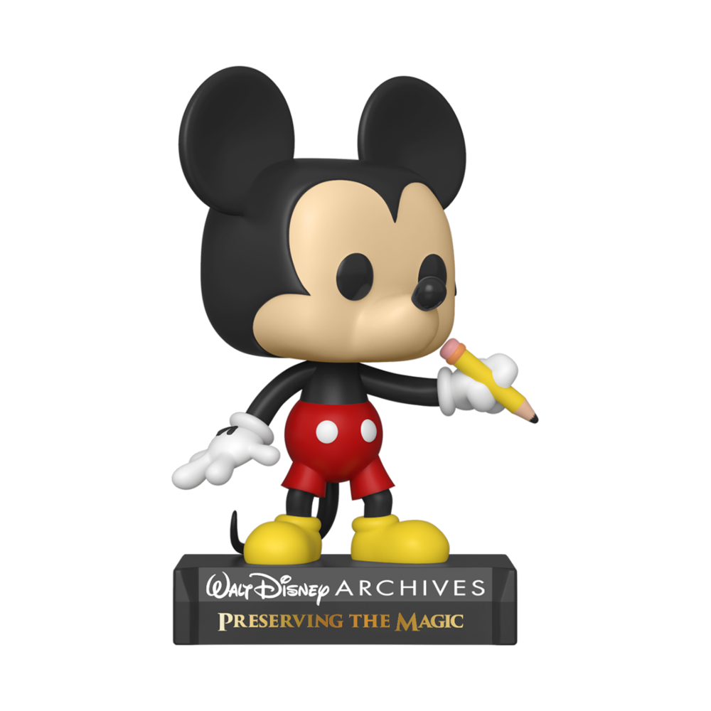 FIGURA POP DISNEY: ARCHIVES- CLASSIC MICKEY MOUSE