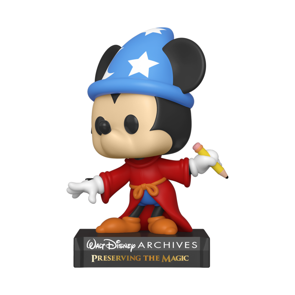 FIGURA POP DISNEY: ARCHIVES- APPRENTICE MICKEY
