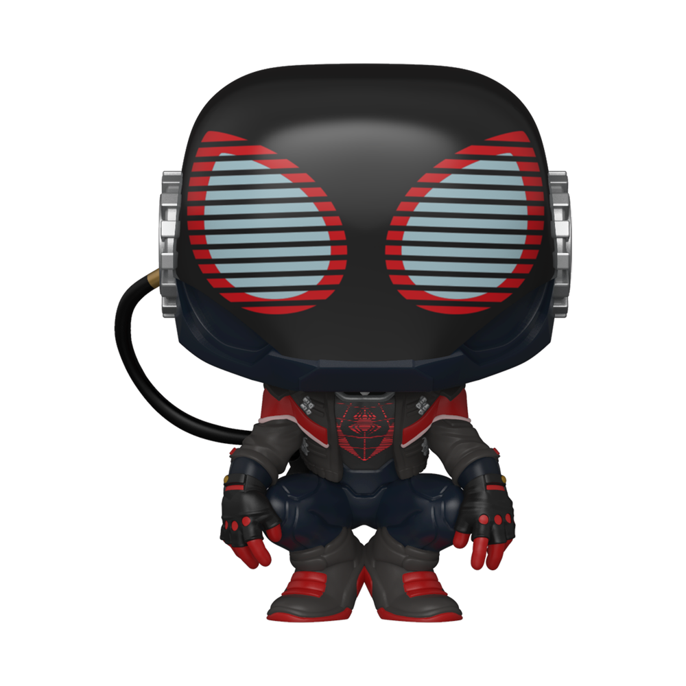 FIGURA POP GAMES: MILES MORALES - 2020 SUIT