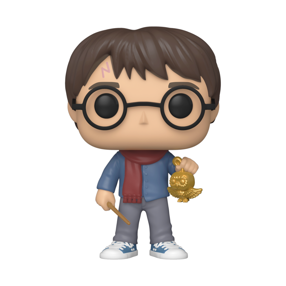FIGURA POP HP: HOLIDAY -HARRY POTTER
