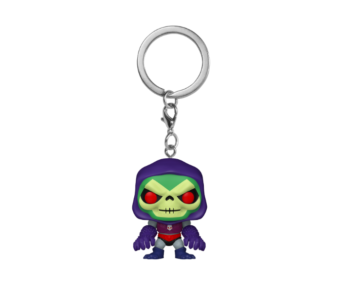 POP KEYCHAIN: MOTU -SKELETOR W/ TERROR CLAWS
