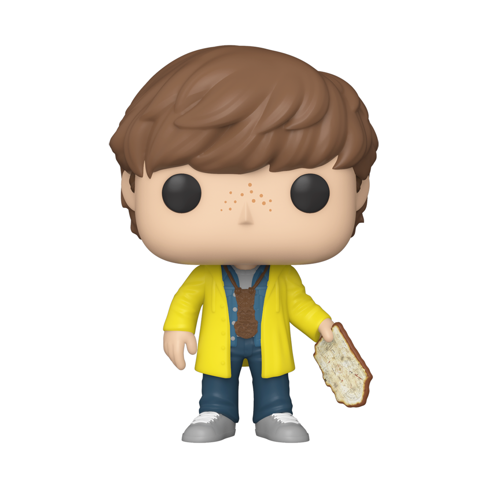 FIGURA POP MOVIES: THE GOONIES- MIKEY W/MAP