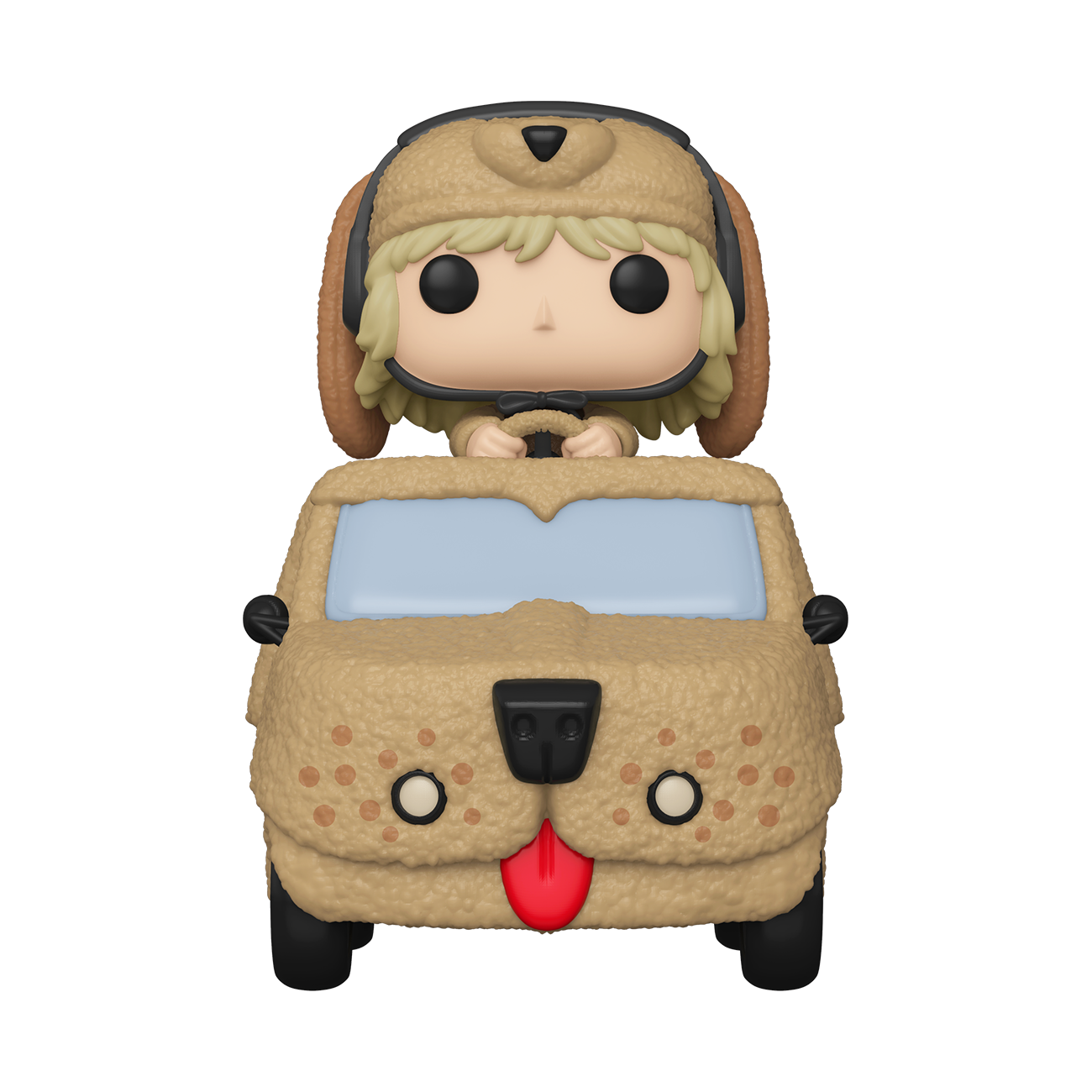 FIGURA POP RIDE DELUXE: DUMB AND DUMBER - HARRY W/MUTT CUTTS VAN