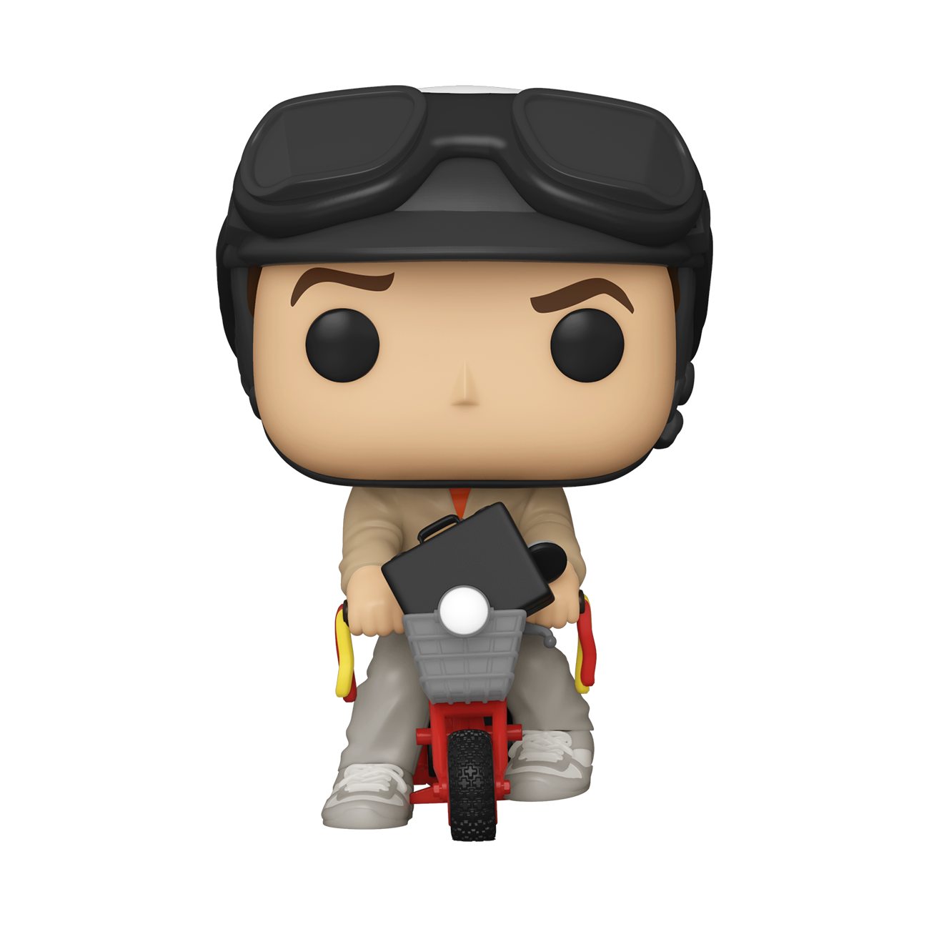 FIGURA POP RIDE: DUMB AND DUMBER - LLOYD W/BICYCLE