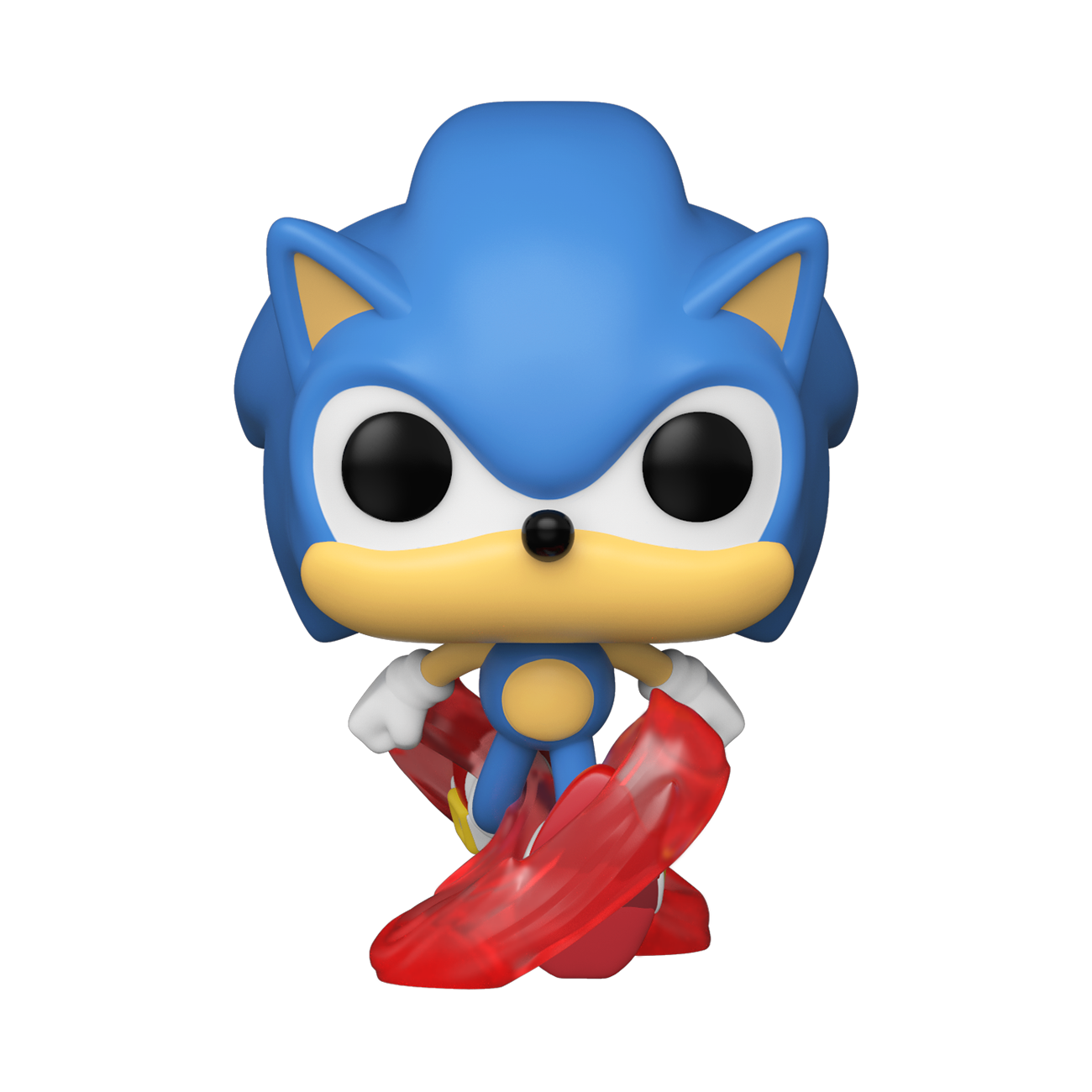 FIGURA POP GAMES: SONIC 30TH - RUNNING SONIC