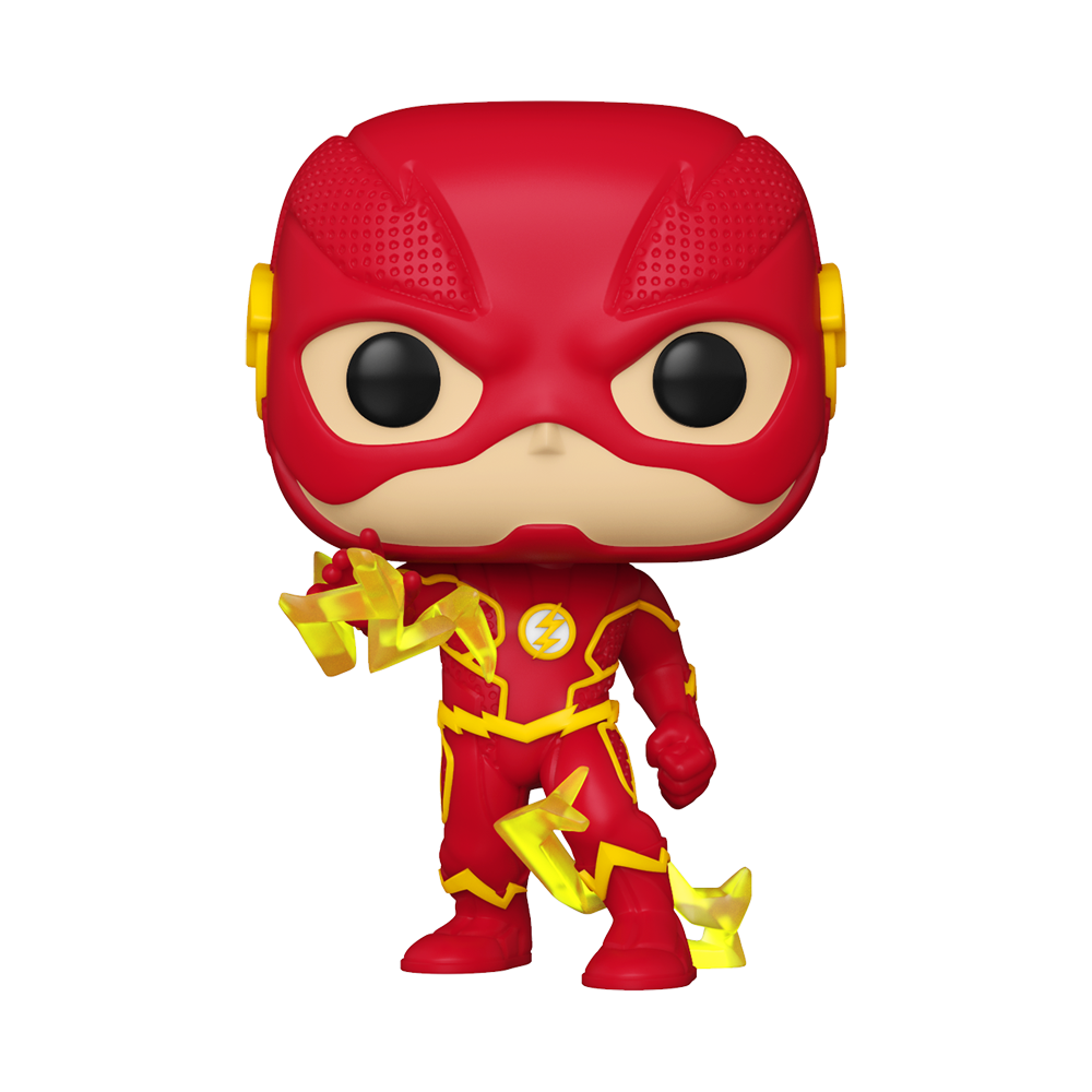 FIGURA POP HEROES: THE FLASH- THE FLASH
