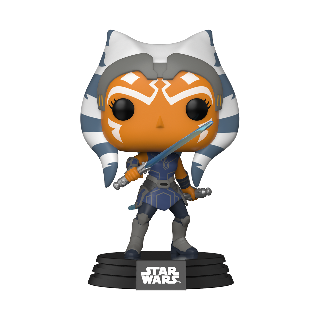 FIGURA POP STAR WARS: CLONE WARS -AHSOKA