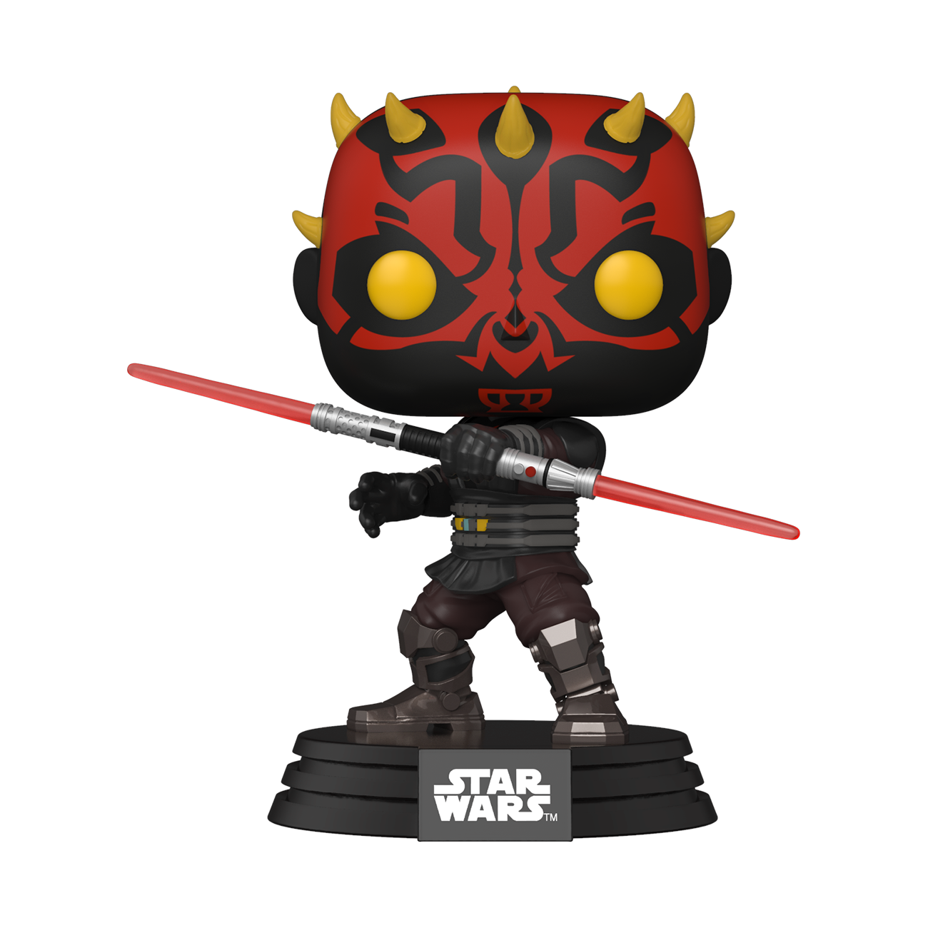 FIGURA POP STAR WARS: CLONE WARS -DARTH MAUL
