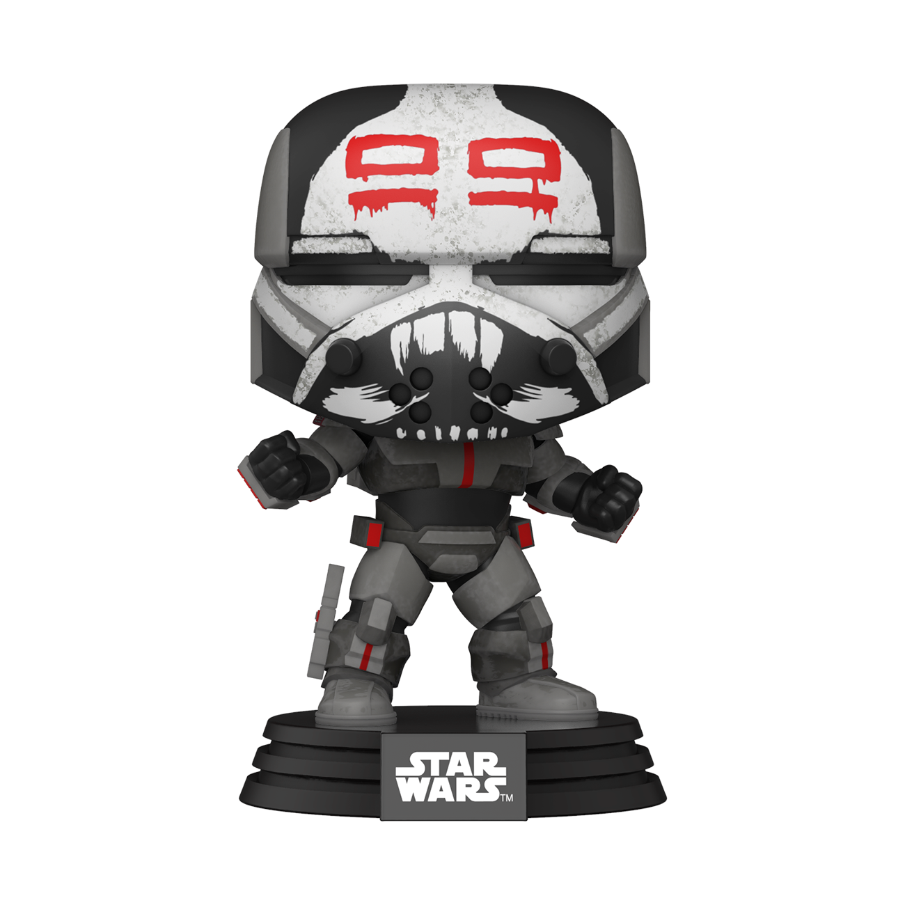 FIGURA POP STAR WARS: CLONE WARS -WRECKER