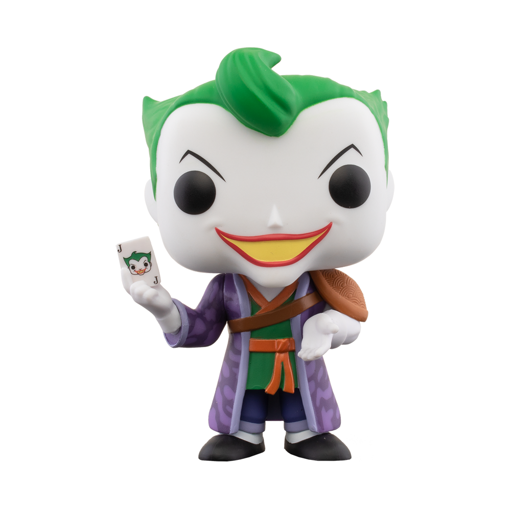 FIGURA POP HEROES: IMPERIAL PALACE -JOKER