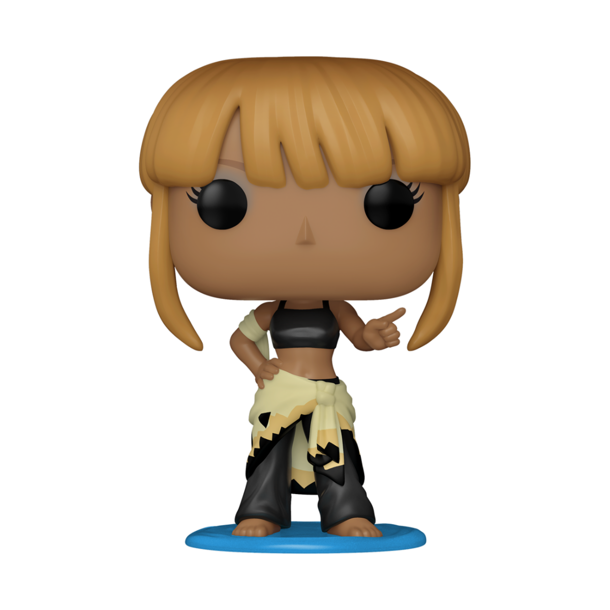 FIGURA POP ROCKS: TLC -T-BOZ