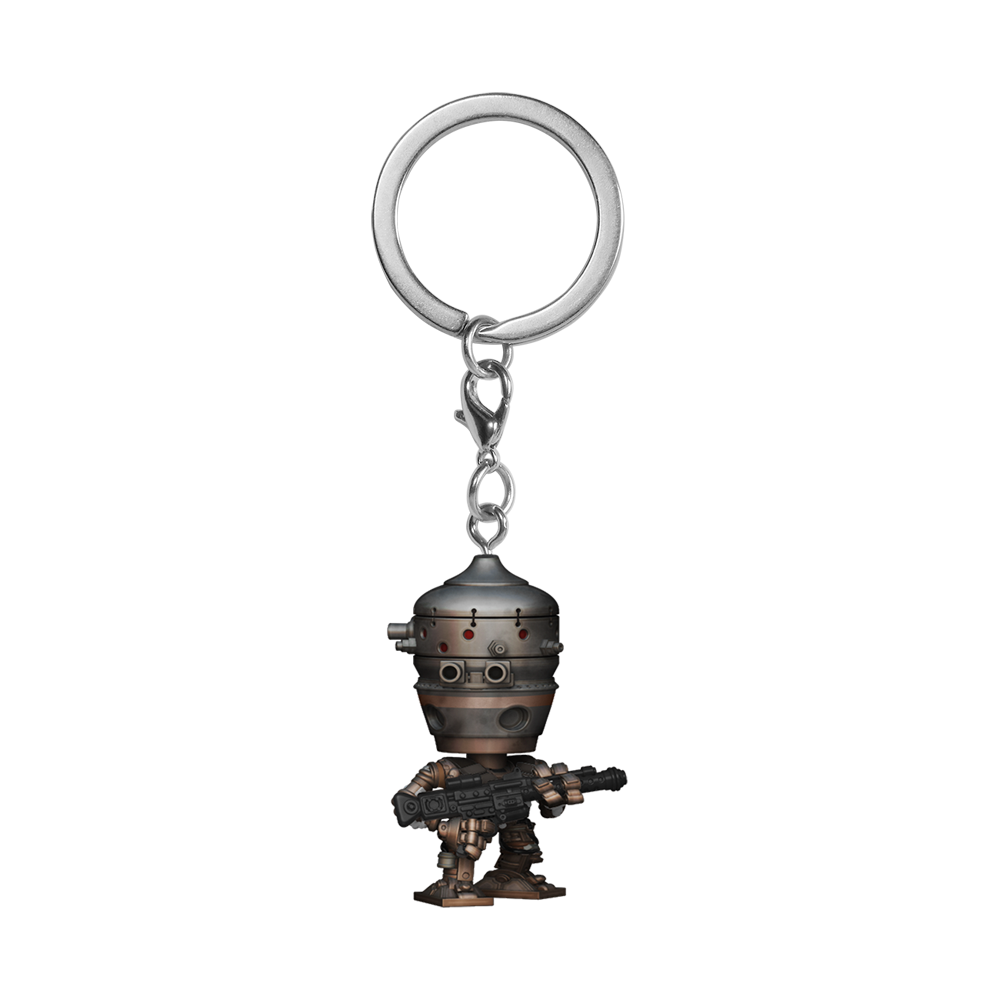 POP KEYCHAIN: THE MANDALORIAN -IG-11