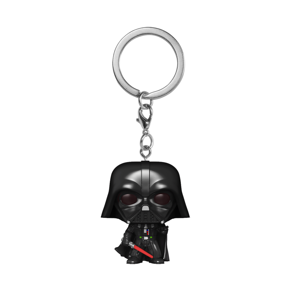POP KEYCHAIN: STAR WARS -DARTH VADER
