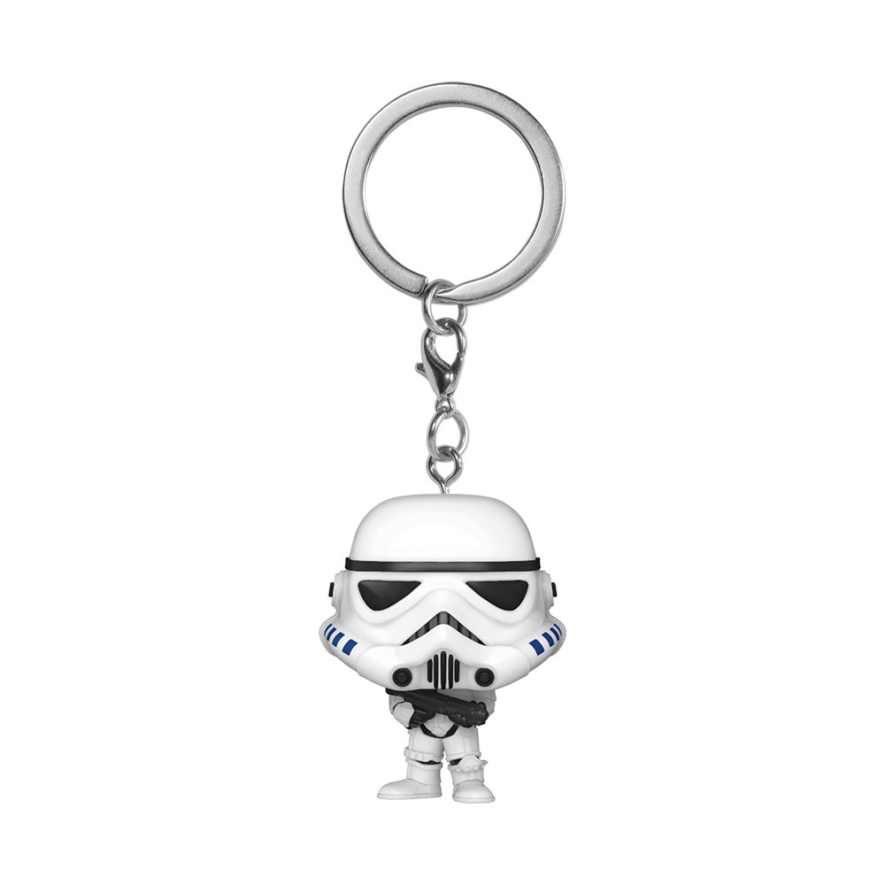 POP KEYCHAIN: STAR WARS -STORMTROOPER