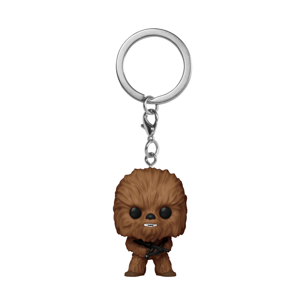 POP KEYCHAIN: STAR WARS -CHEWBACCA