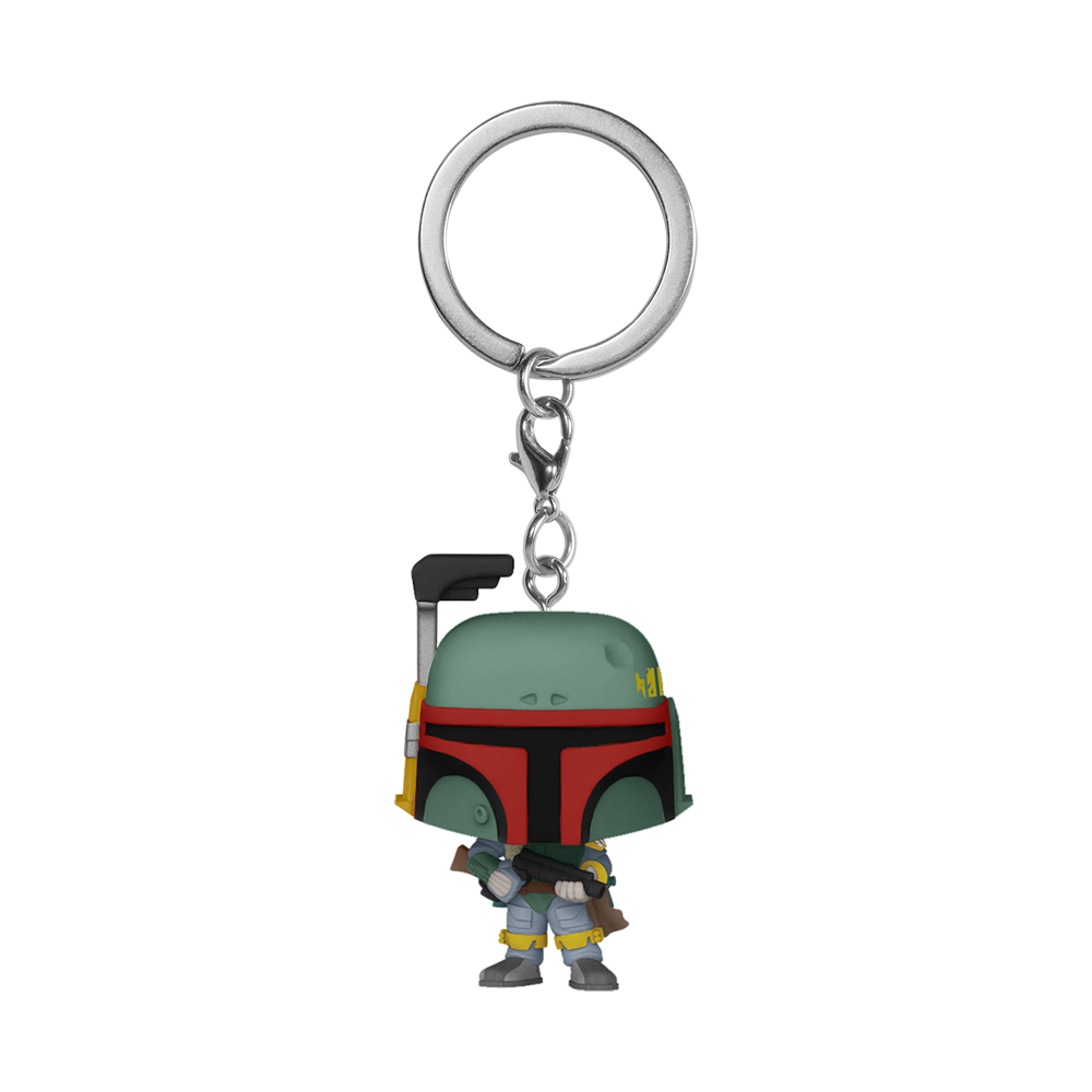 POP KEYCHAIN: STAR WARS -BOBA FETT
