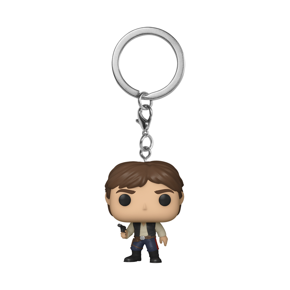 POP KEYCHAIN: STAR WARS -HAN SOLO