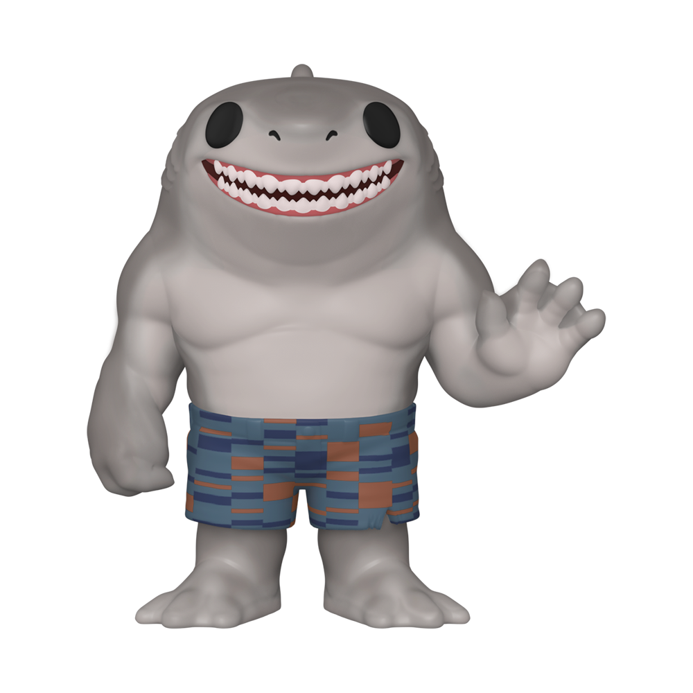 FIGURA POP MOVIES: THE SUICIDE SQUAD – KING SHARK