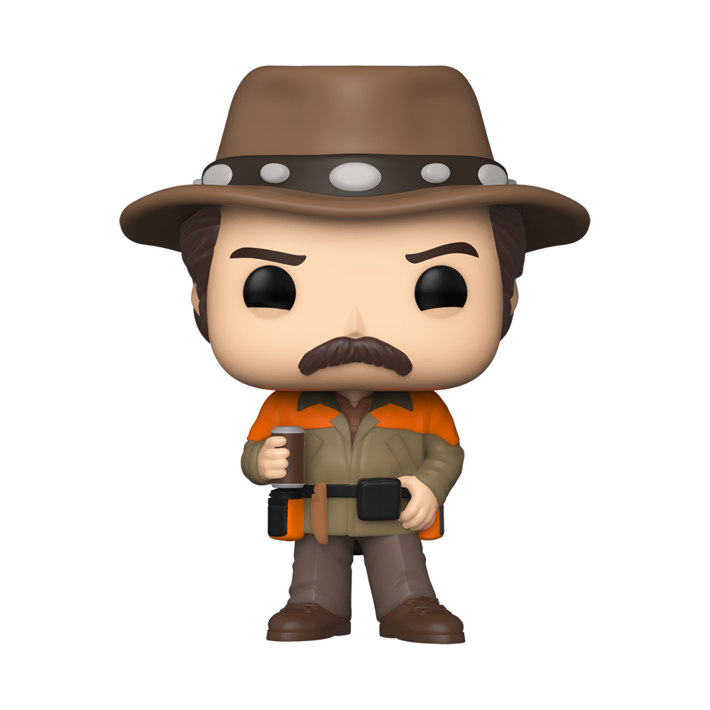 FIGURA POP TV: PARKS AND RECREATION - HUNTER RON