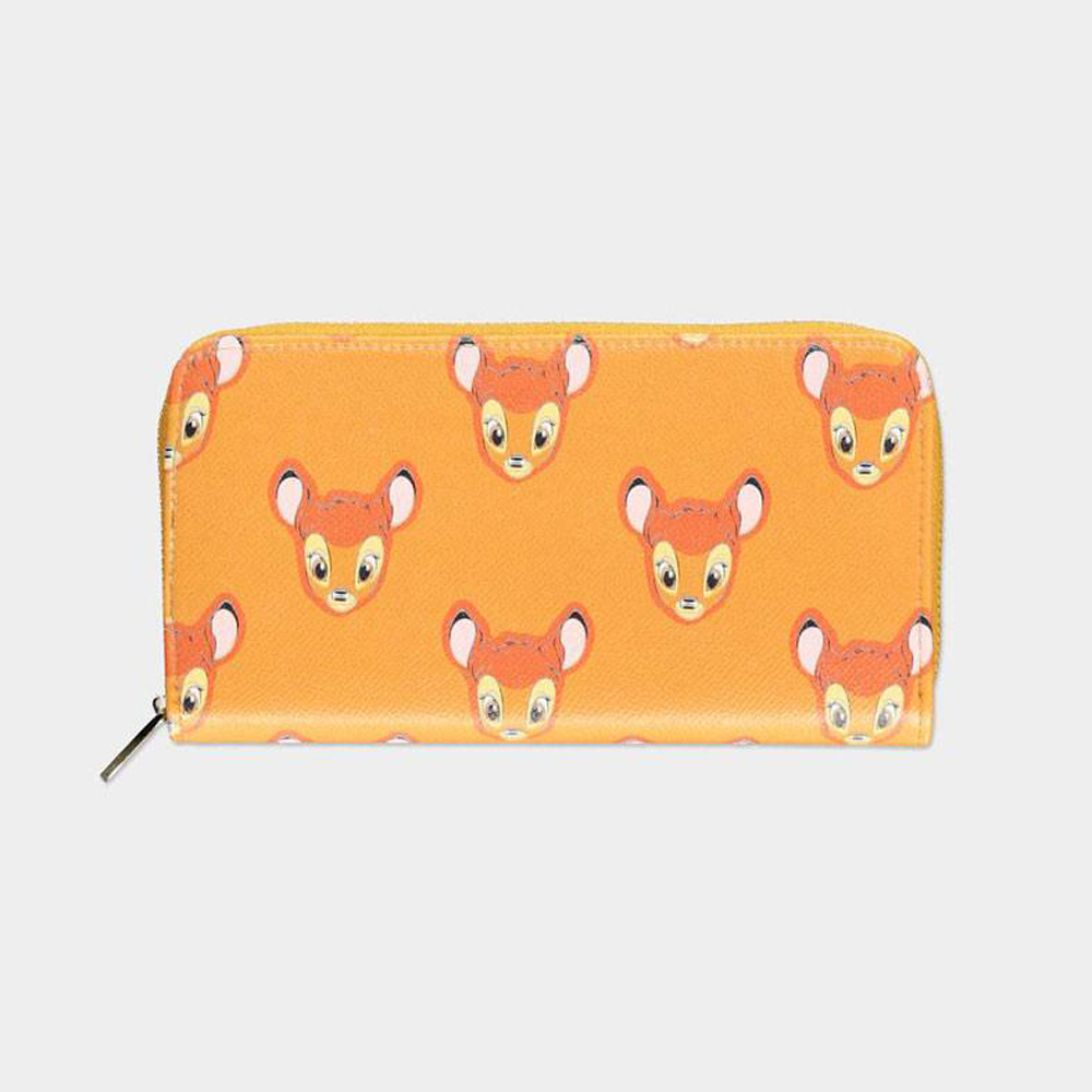 DISNEY MONEDERO ZIP AROUND BAMBI