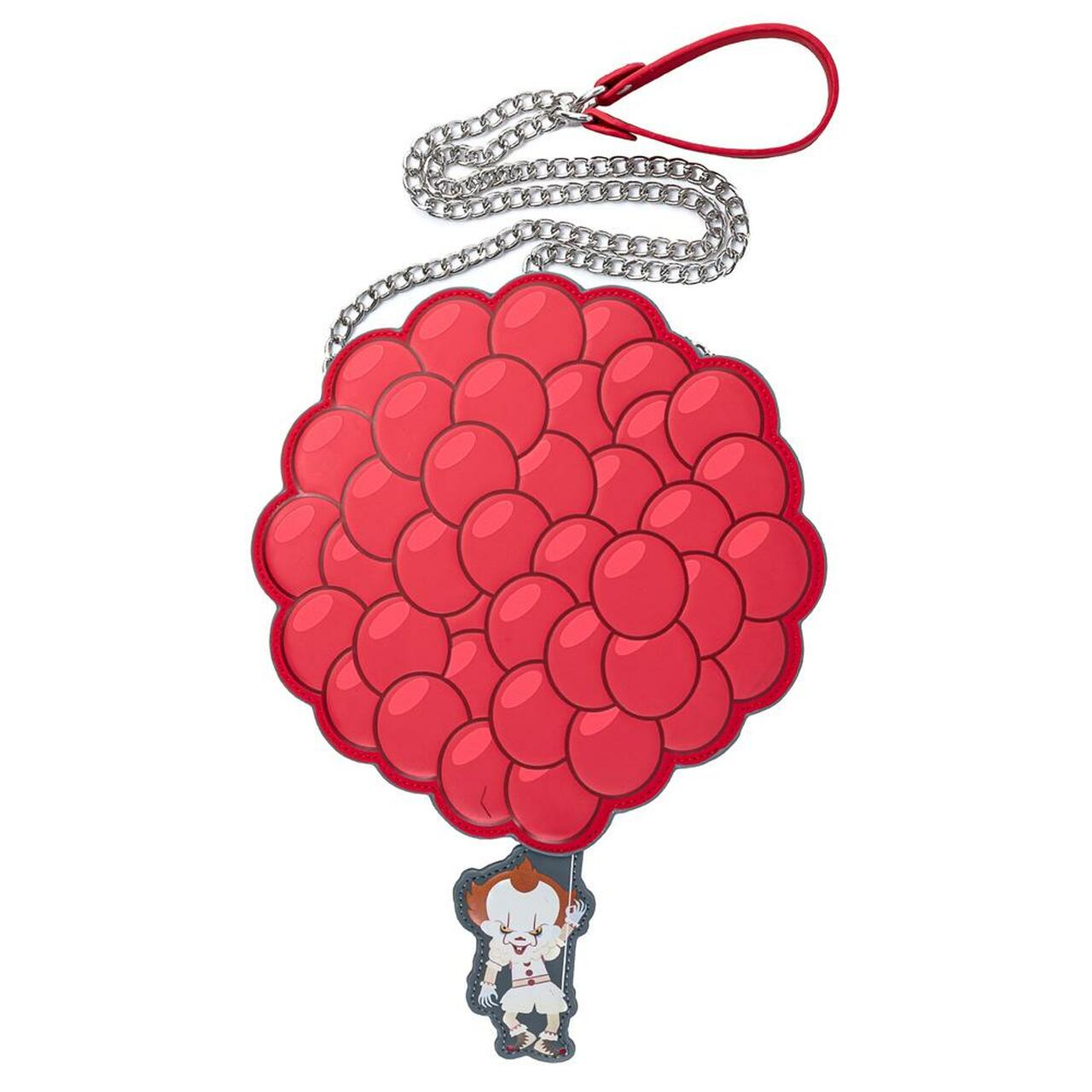 BOLSO LOUNGEFLY IT: PENNYWISE RED BALLOON