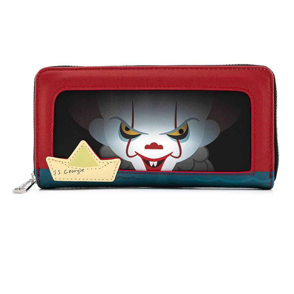 CARTERA LOUNGEFLY IT: PENNYWISE YOU'LL FLOAT TOO