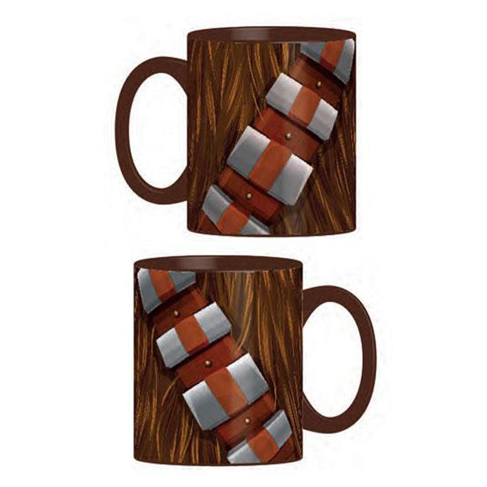 STAR WARS EPISODE VIII TAZA CHEWIE