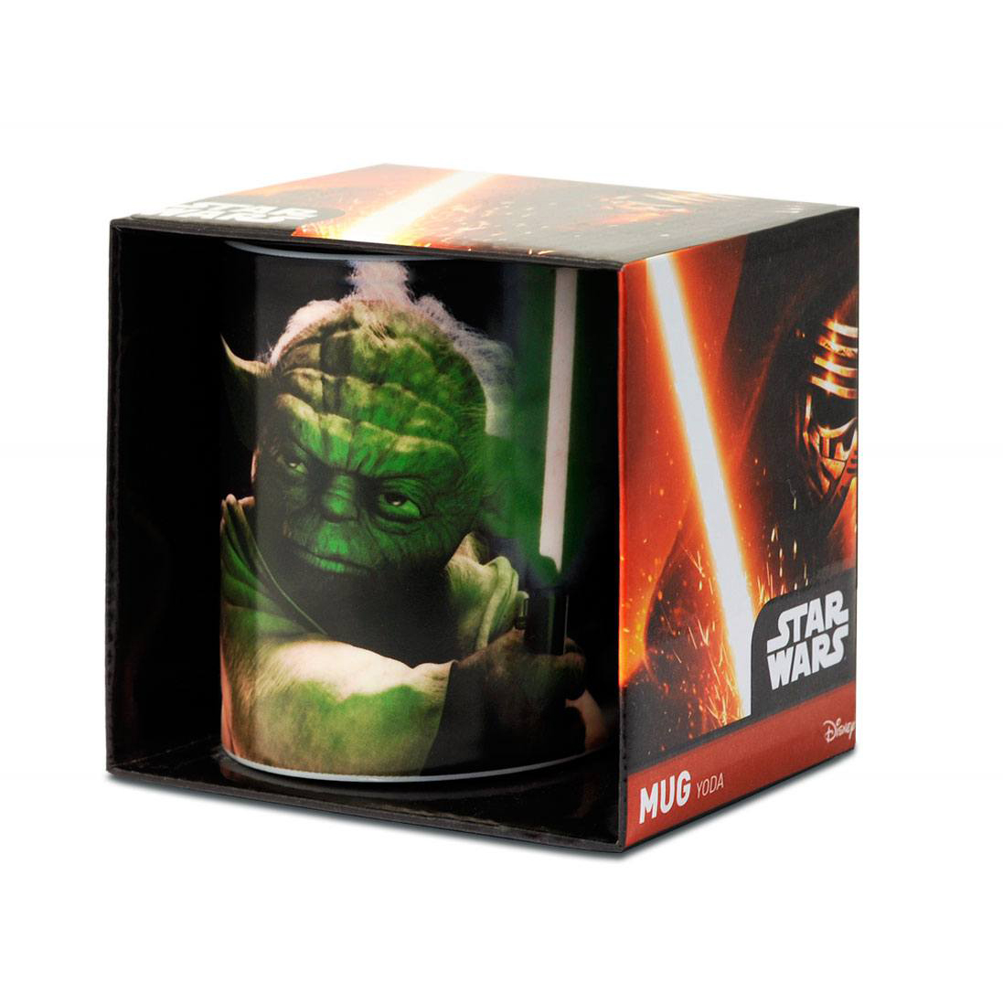 STAR WARS TAZA YODA