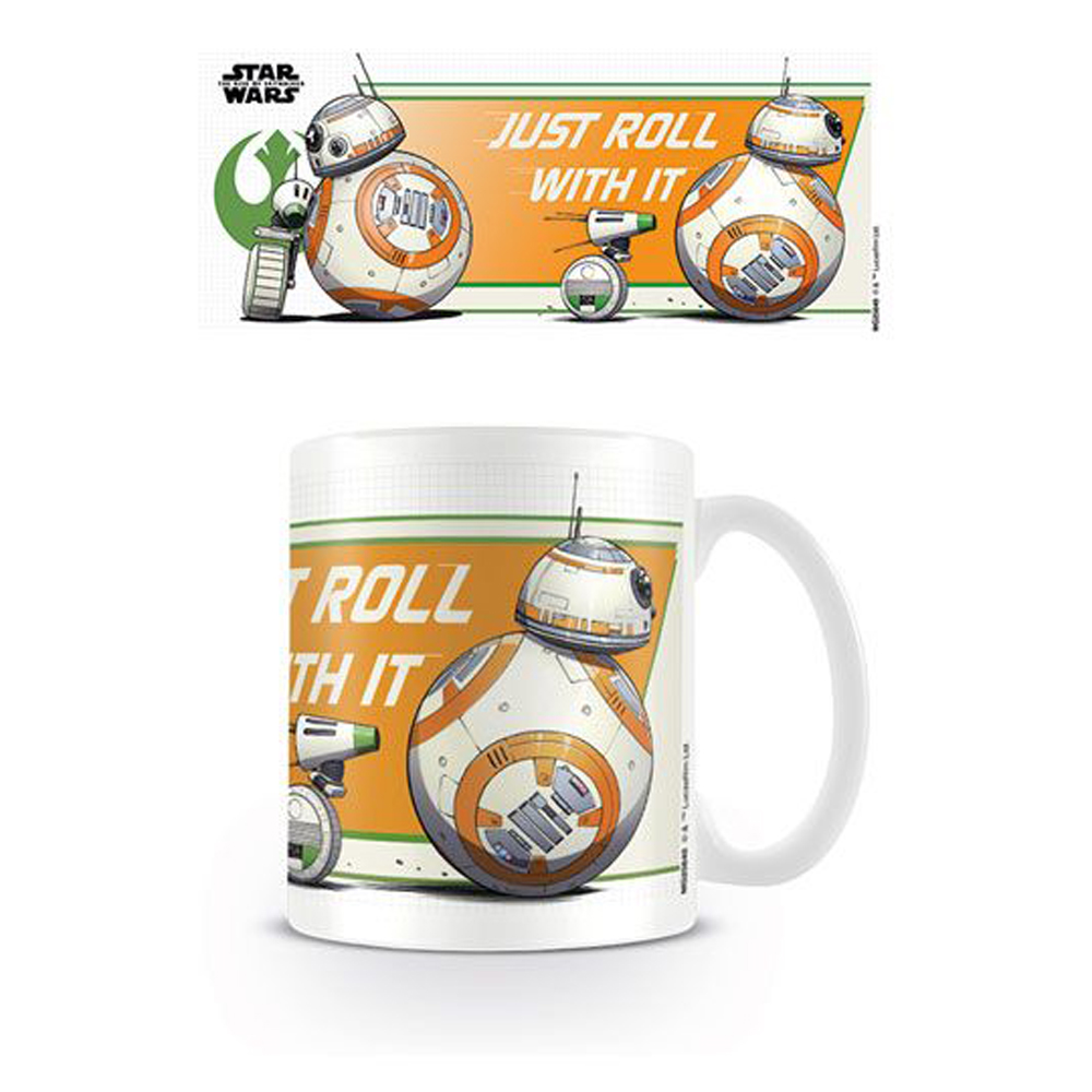 STAR WARS EPISODE IX TAZA JUST ROLL WITH