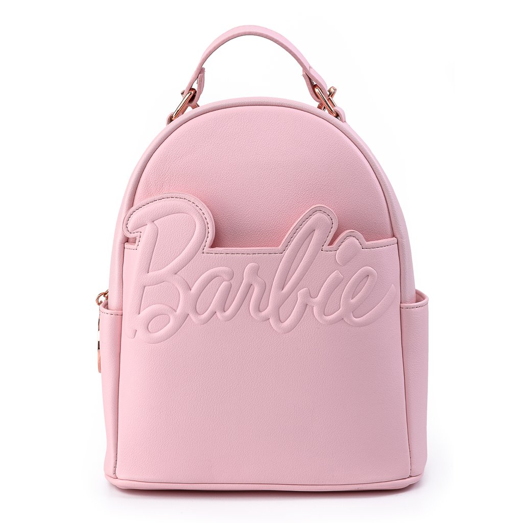 MINI MOCHILA LOUNGEFLY BARBIE CONVERTIBLE