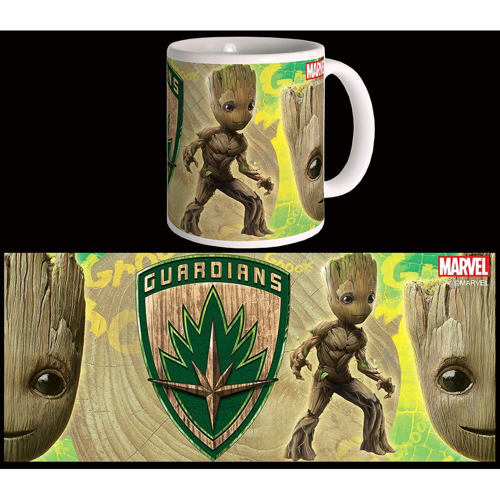 GUARDIANES DE LA GALAXIA 2 TAZA YOUNG GROOT