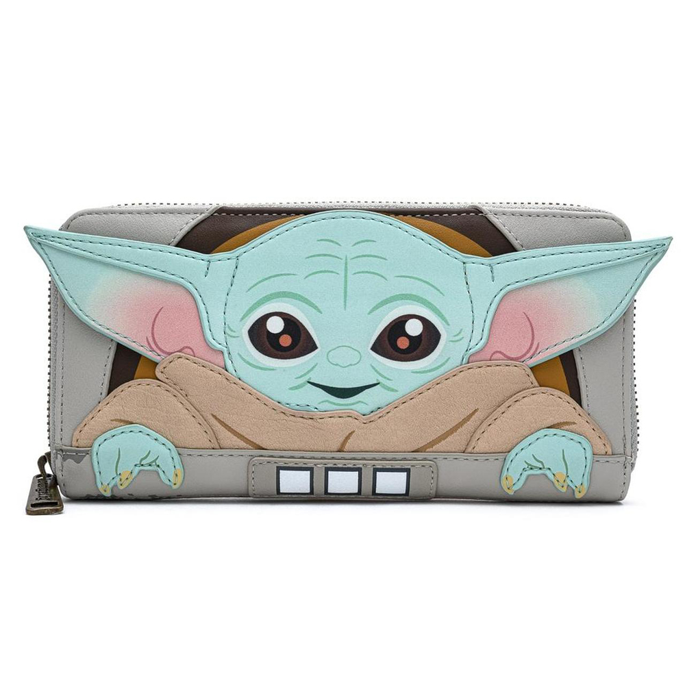 CARTERA LOUNGEFLY STAR WARS MANDALORIAN: THE CHILD CRADLE