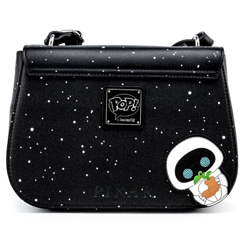 BOLSO LOUNGEFLY PIXAR: WALL-E AND EVE EARTH DAY