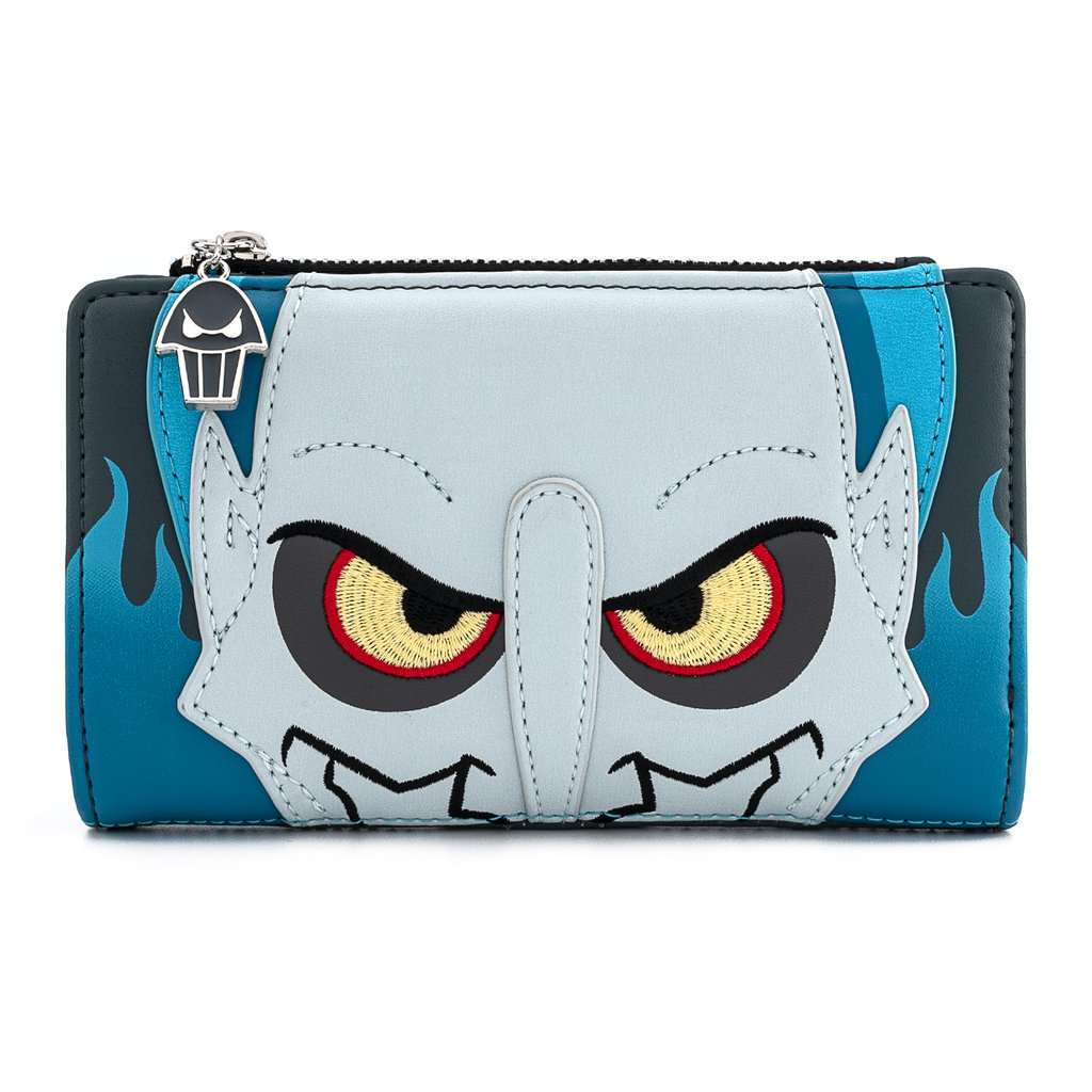 CARTERA LOUNGEFLY DISNEY: HADES