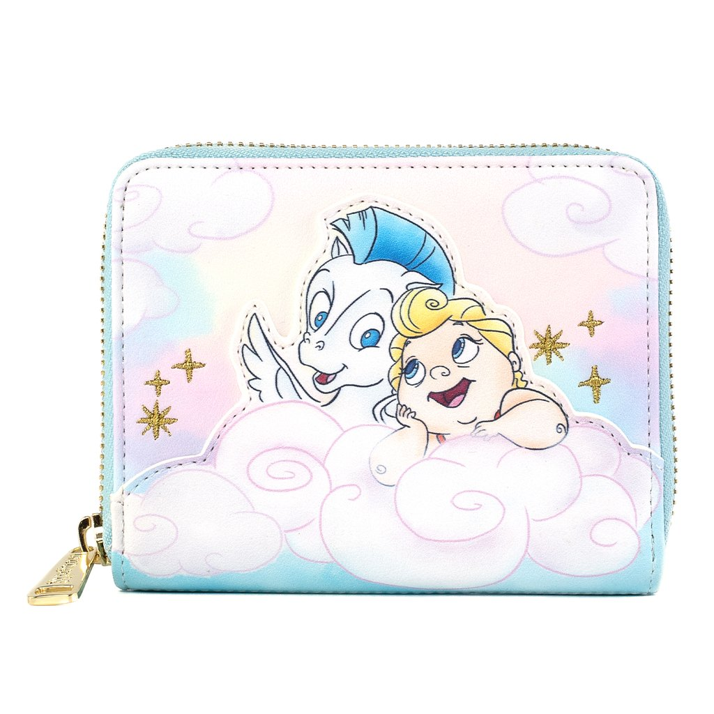 CARTERA LOUNGEFLY DISNEY: BABY HERCULES WITH PEGASUS
