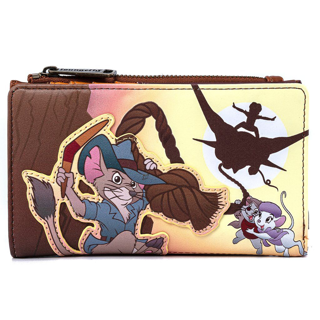CARTERA LOUNGEFLY DISNEY: RESCUERS DOWN UNDER