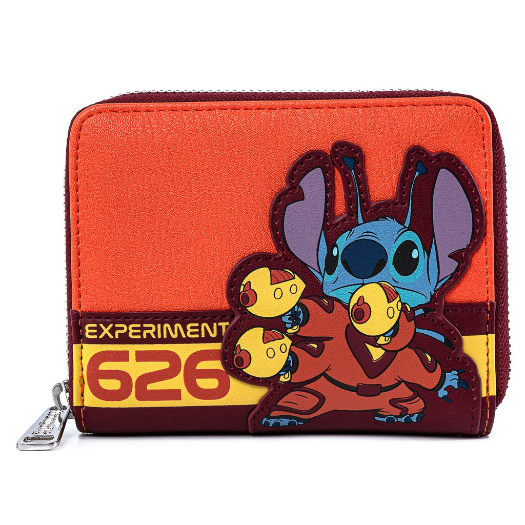 CARTERA LOUNGEFLY DISNEY: LILO AND STITCH EXPERIMENT 626
