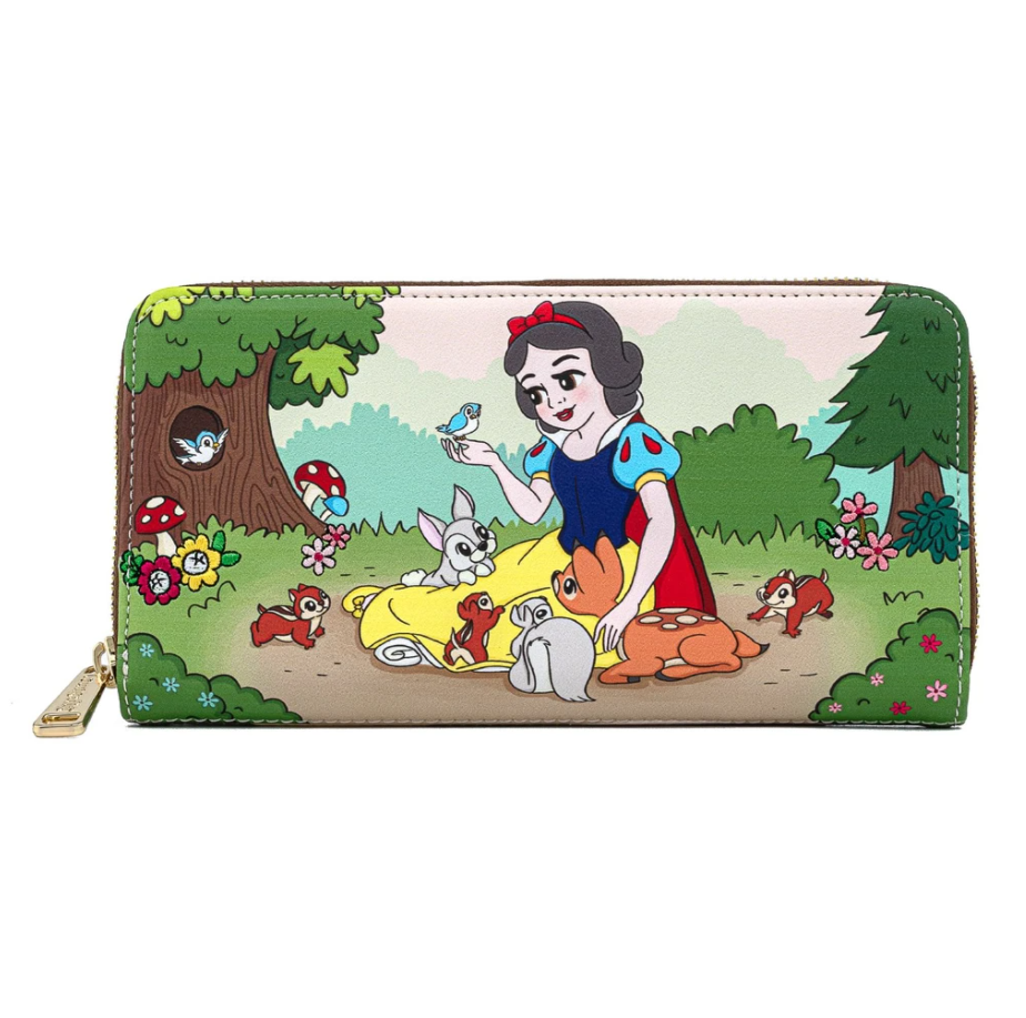CARTERA LOUNGEFLY DISNEY: SNOW WHITE AND THE SEVEN DWARFS