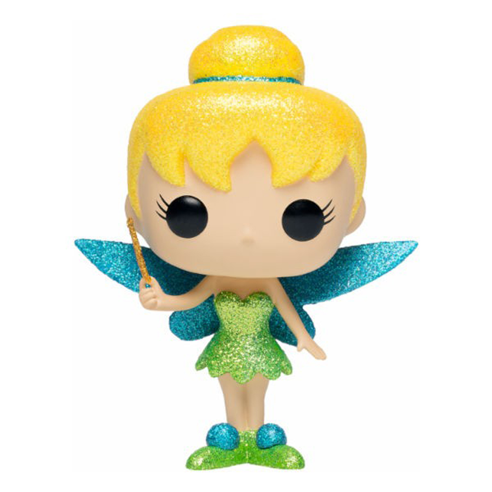 POP DISNEY: PETER PAN - TINKER BELL DIAMOND GLITTER