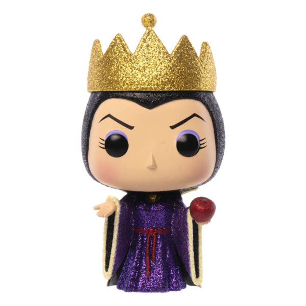 POP DISNEY: EVIL QUEEN DIAMOND GLITTER