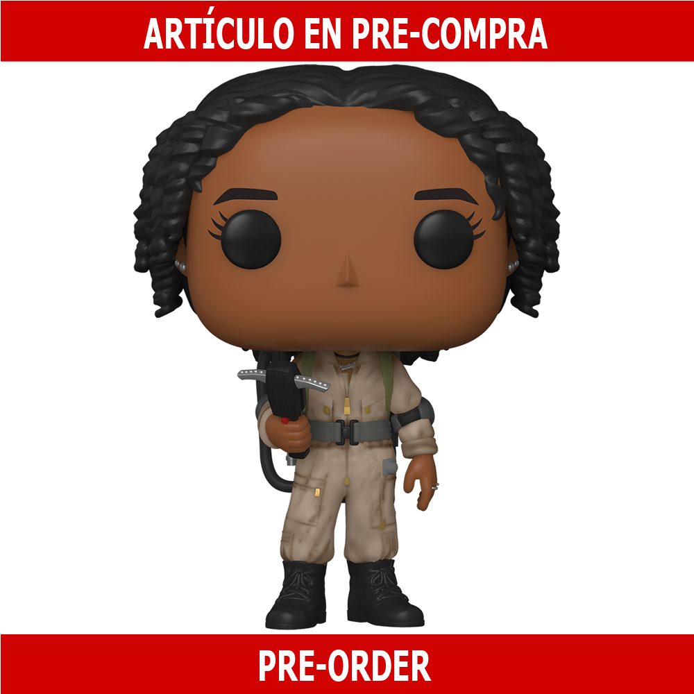 PRE-COMPRA - POP MOVIES: GHOSTBUSTERS: AFTERLIFE - LUCKY