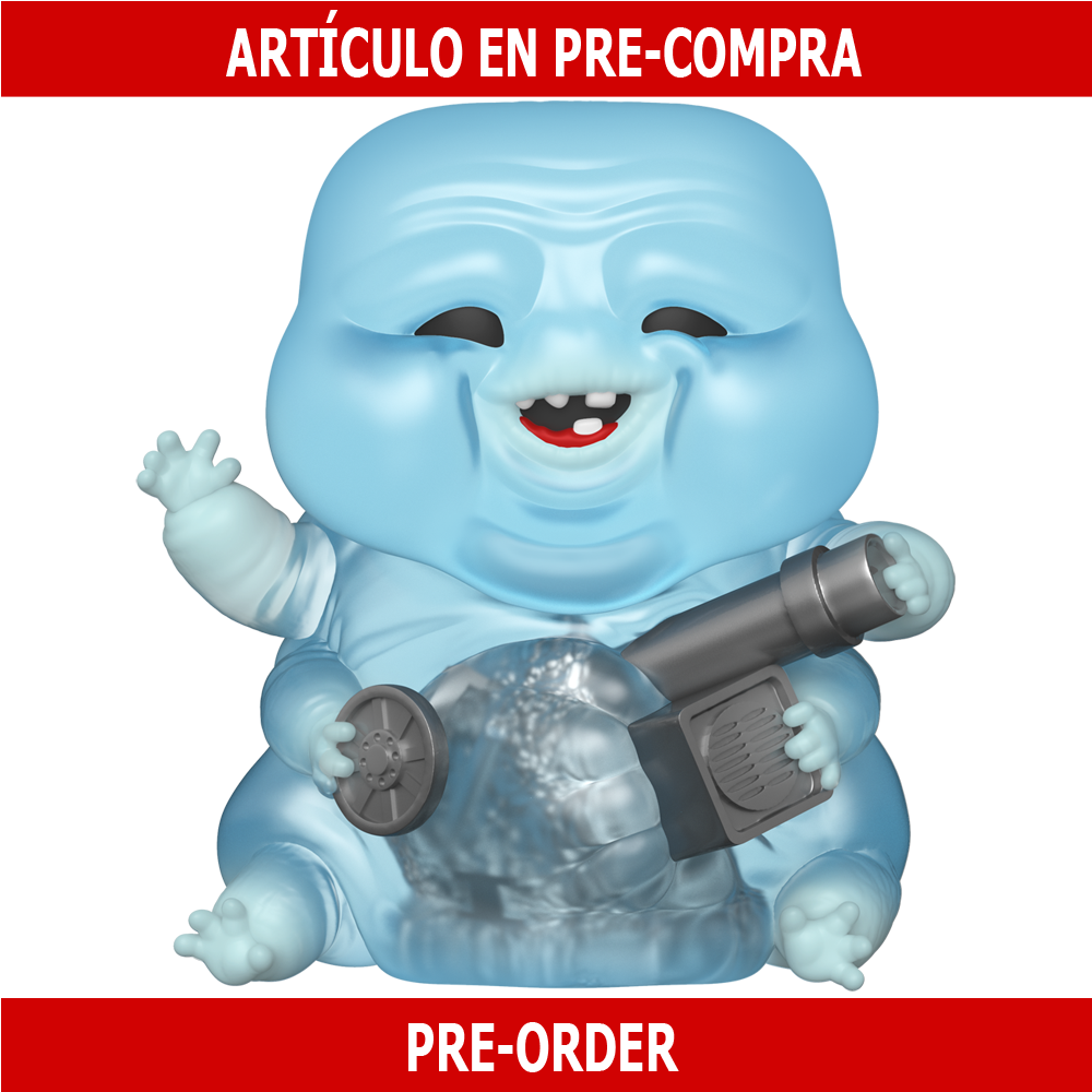 PRE-COMPRA - POP MOVIES: GHOSTBUSTERS: AFTERLIFE - MUNCHER