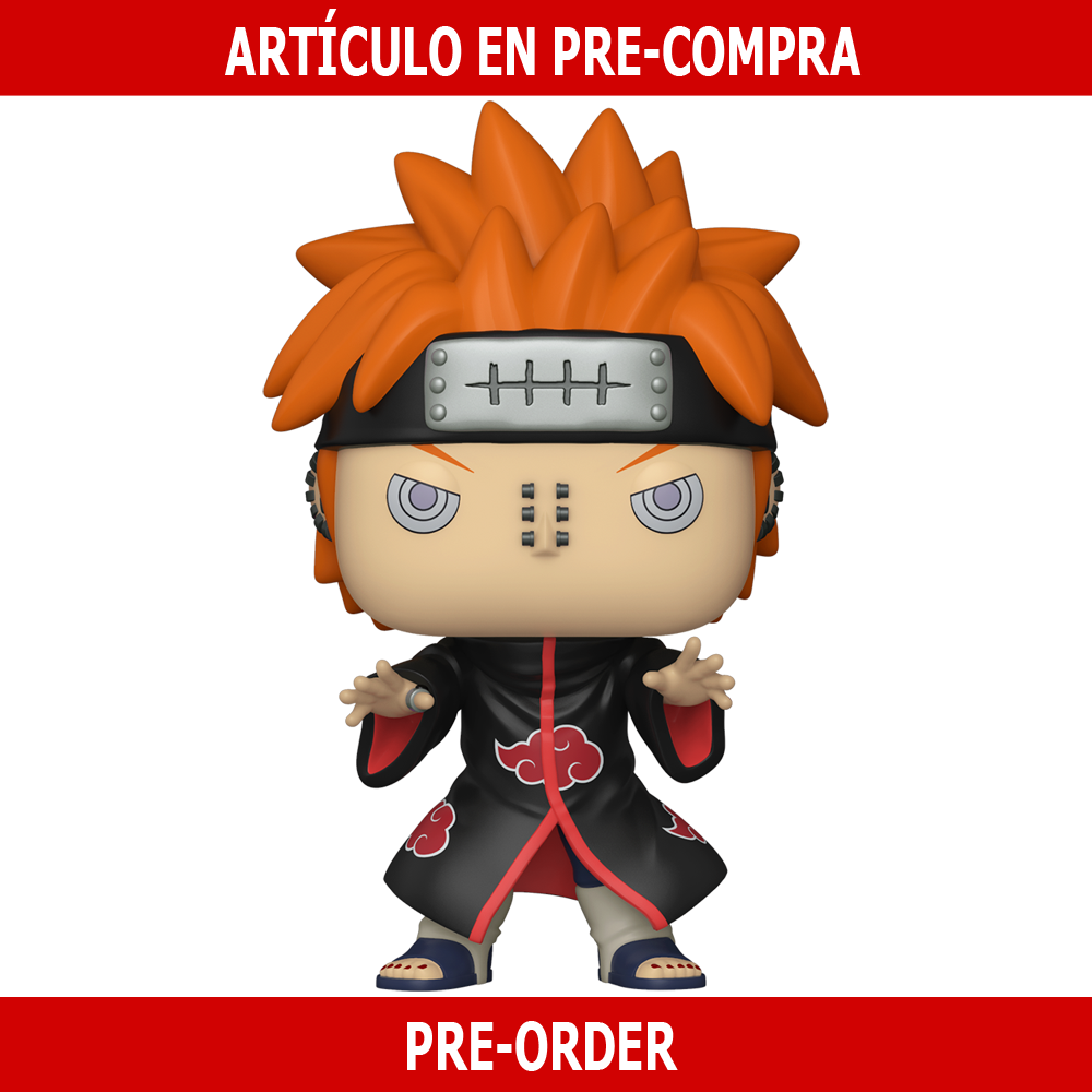 PRE-COMPRA - POP ANIMATION: NARUTO -PAIN