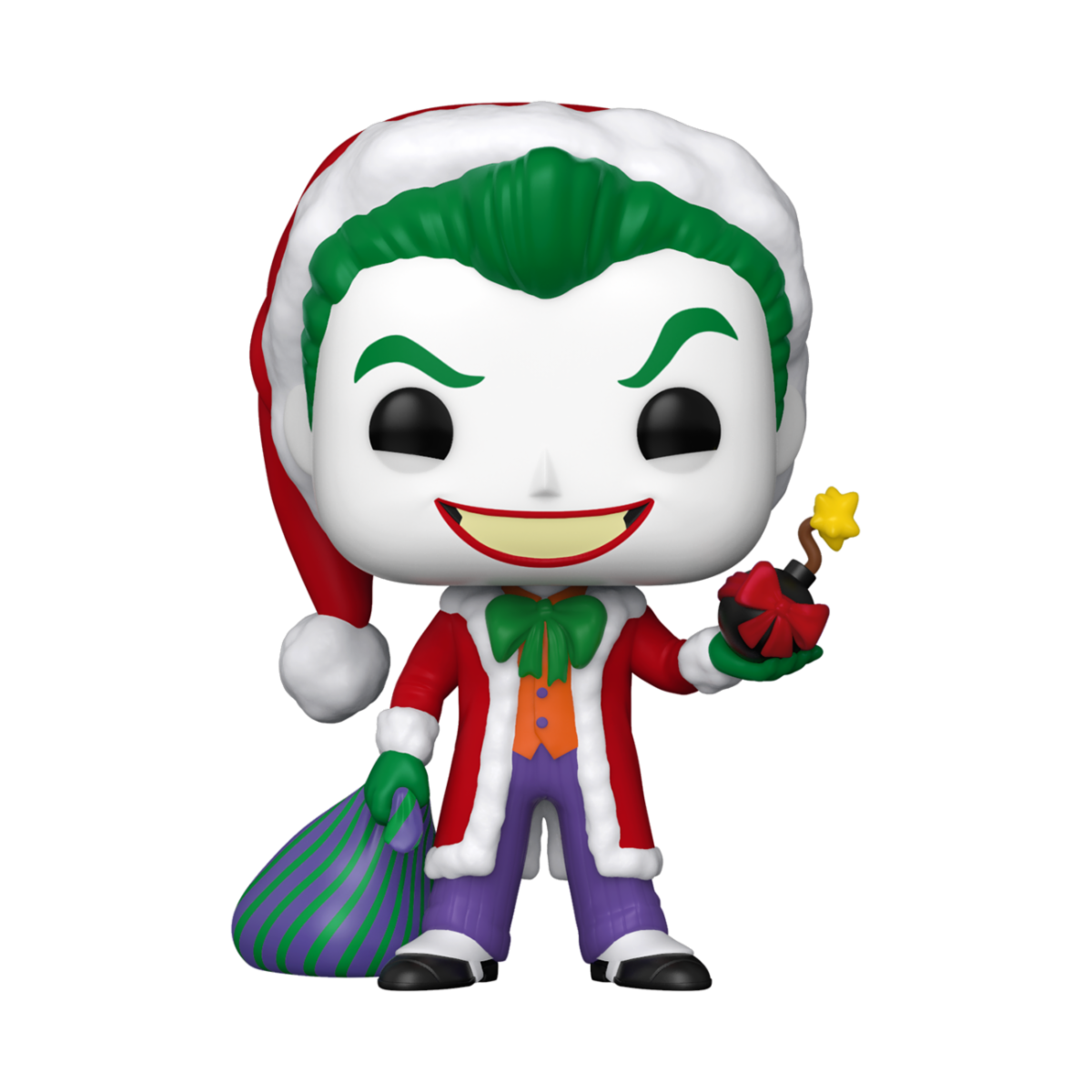 PRE-COMPRA - POP HEROES: DC HOLIDAY -SANTA JOKER