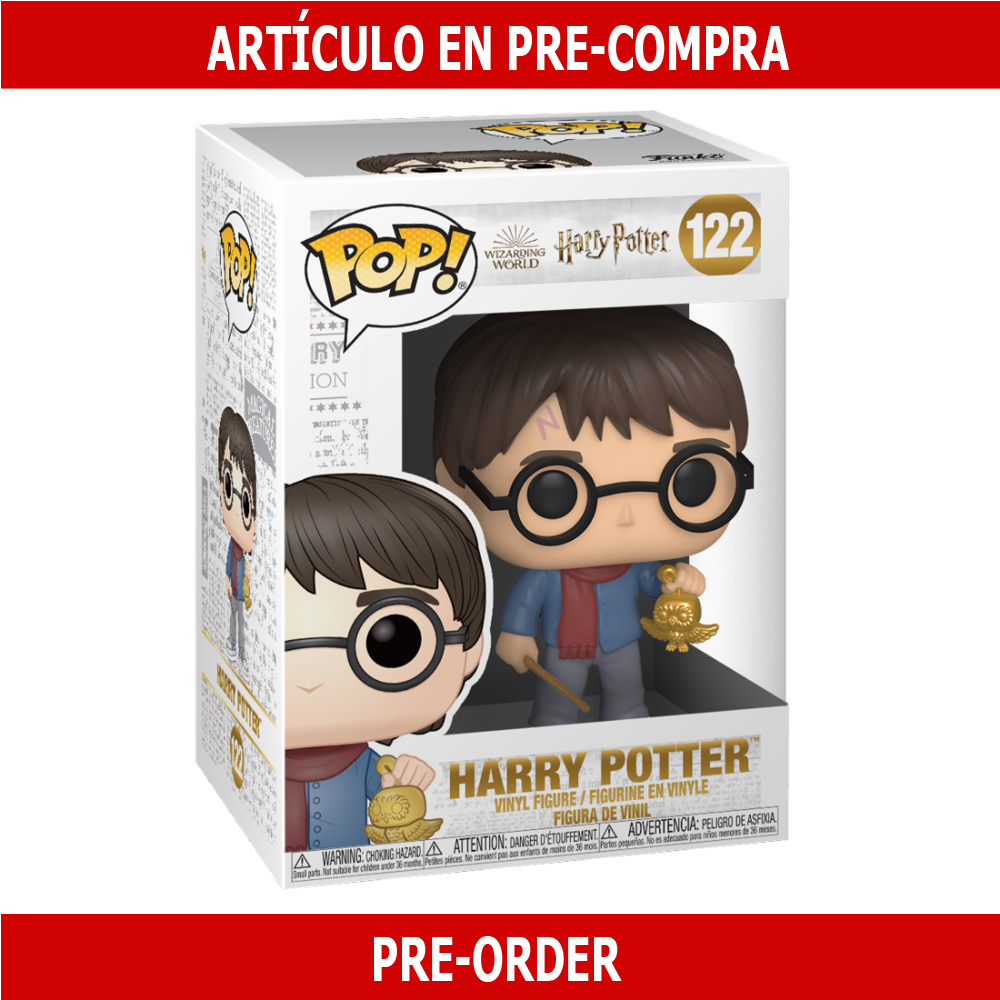 PRE-COMPRA - POP HP: HOLIDAY -HARRY POTTER