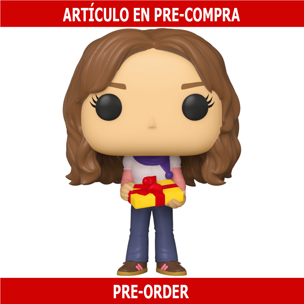 PRE-COMPRA - POP HP: HOLIDAY -HERMIONE GRANGER