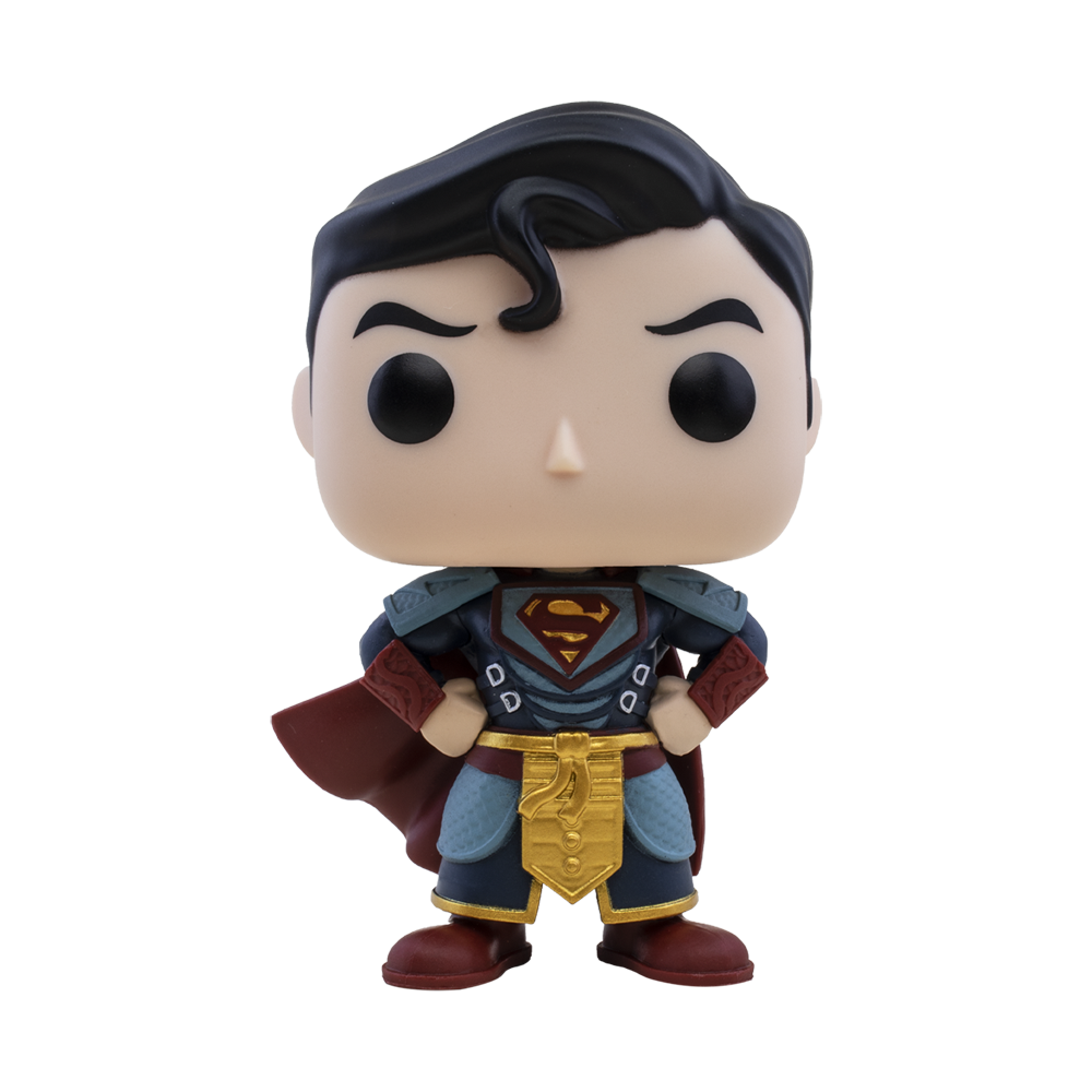 FIGURA POP HEROES: IMPERIAL PALACE - SUPERMAN